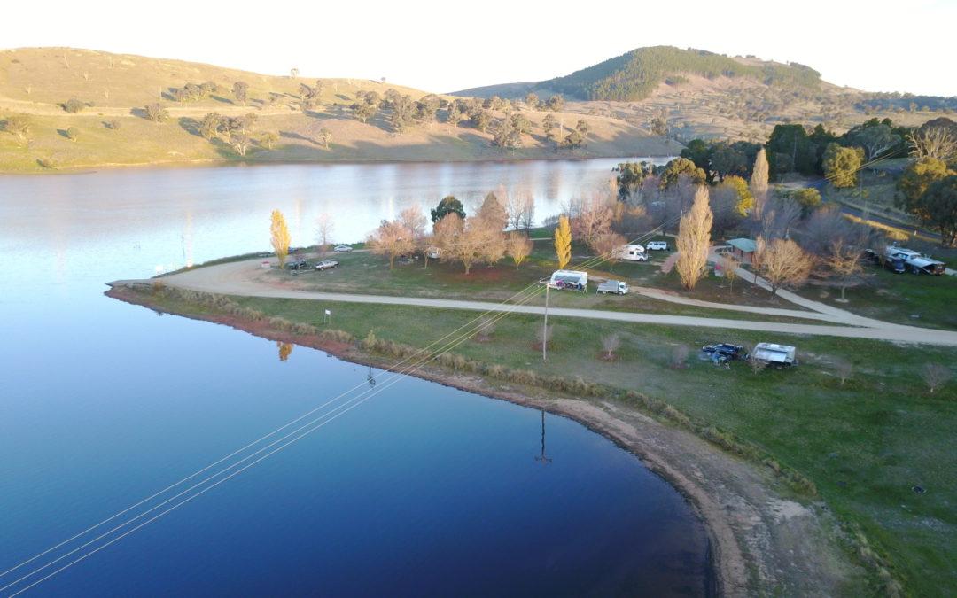 Carcoar Dam NSW