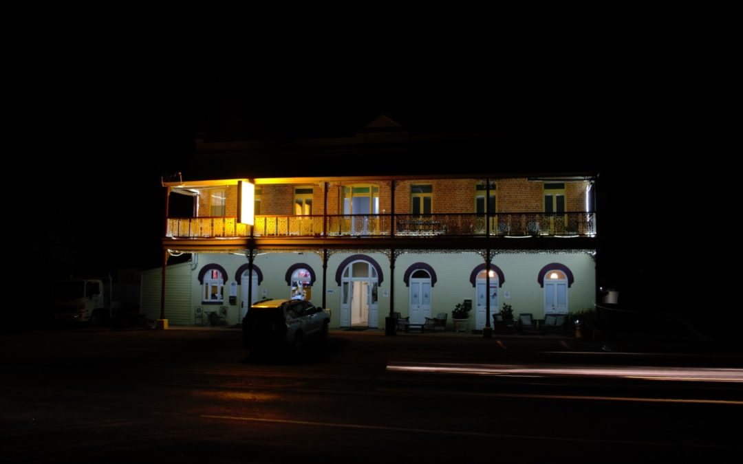 Historic Currabubula Pub NSW