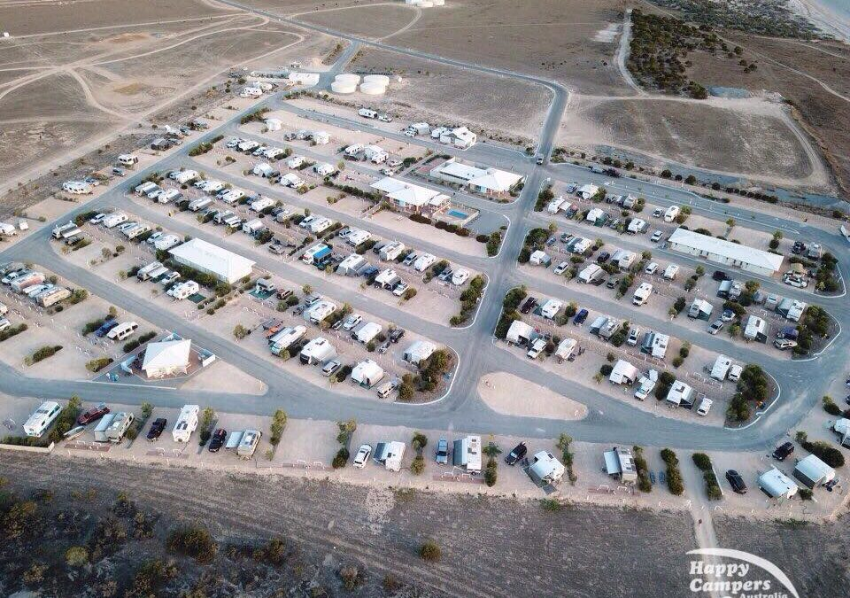 Streaky Bay Islands Caravan Park