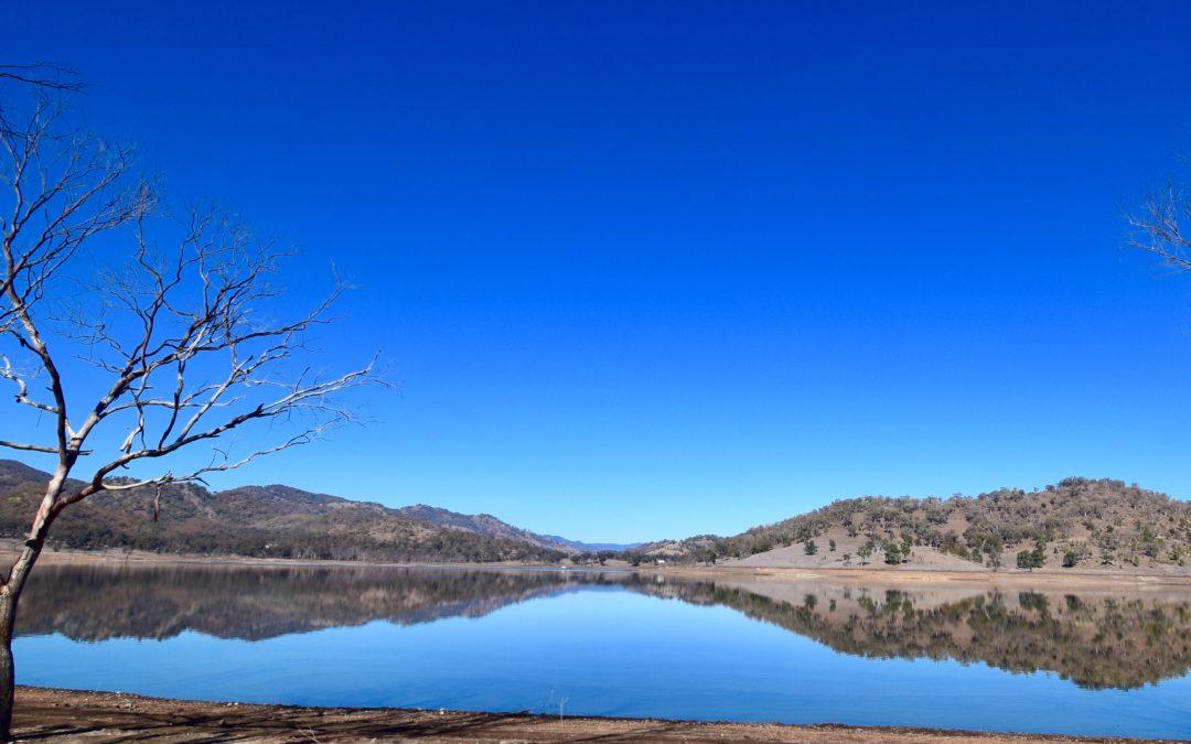 Chaffey Dam, Nundle NSW