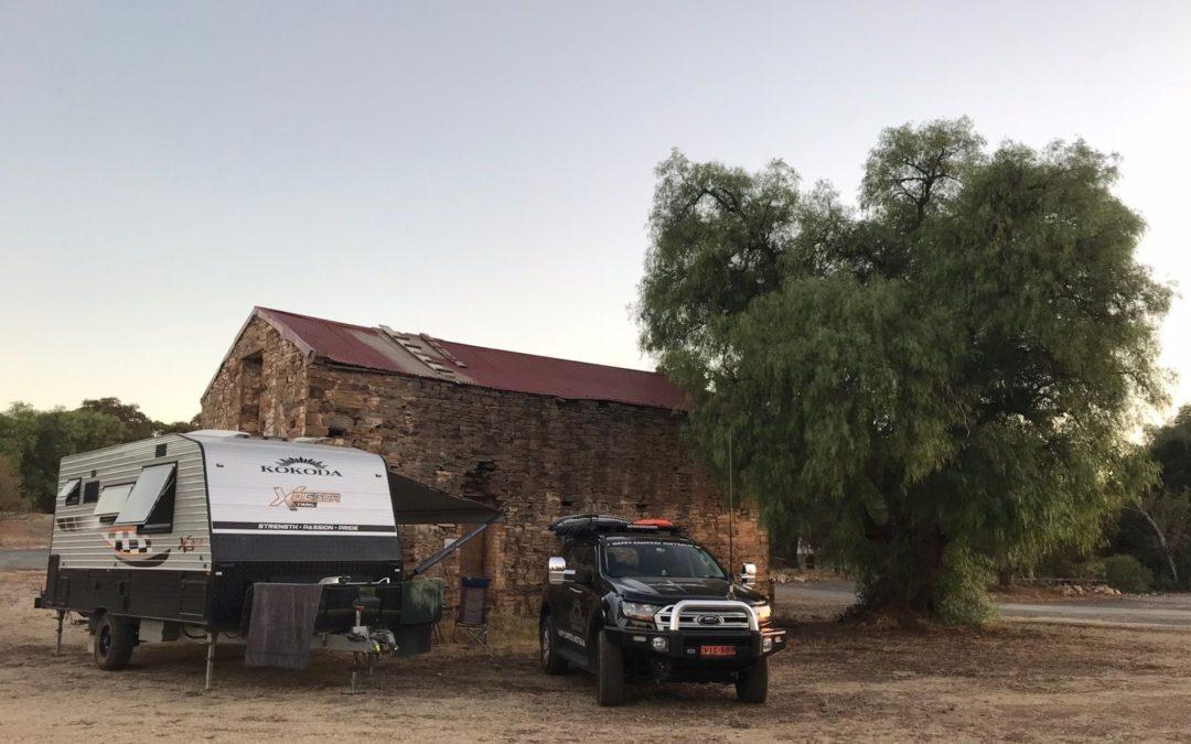 Travel Diary. Day 4 – South Australia