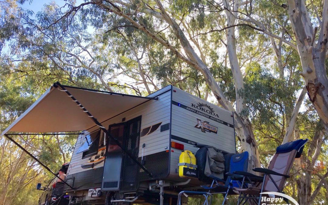 Travel Diary. Day 1 – South Australia