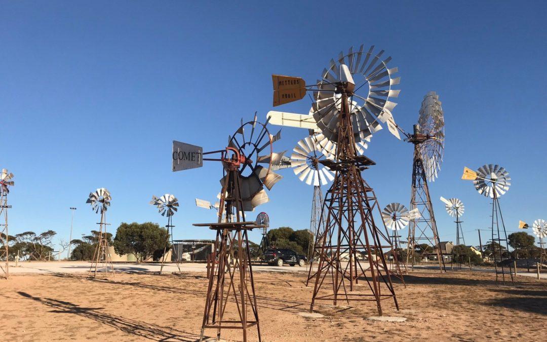 Travel Diary. Day 10 – South Australia