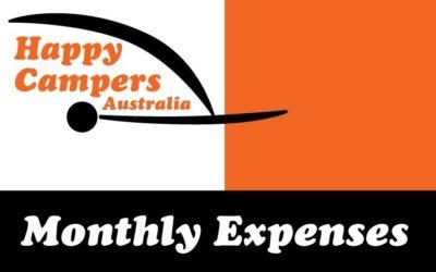 November 2018 – Expenses
