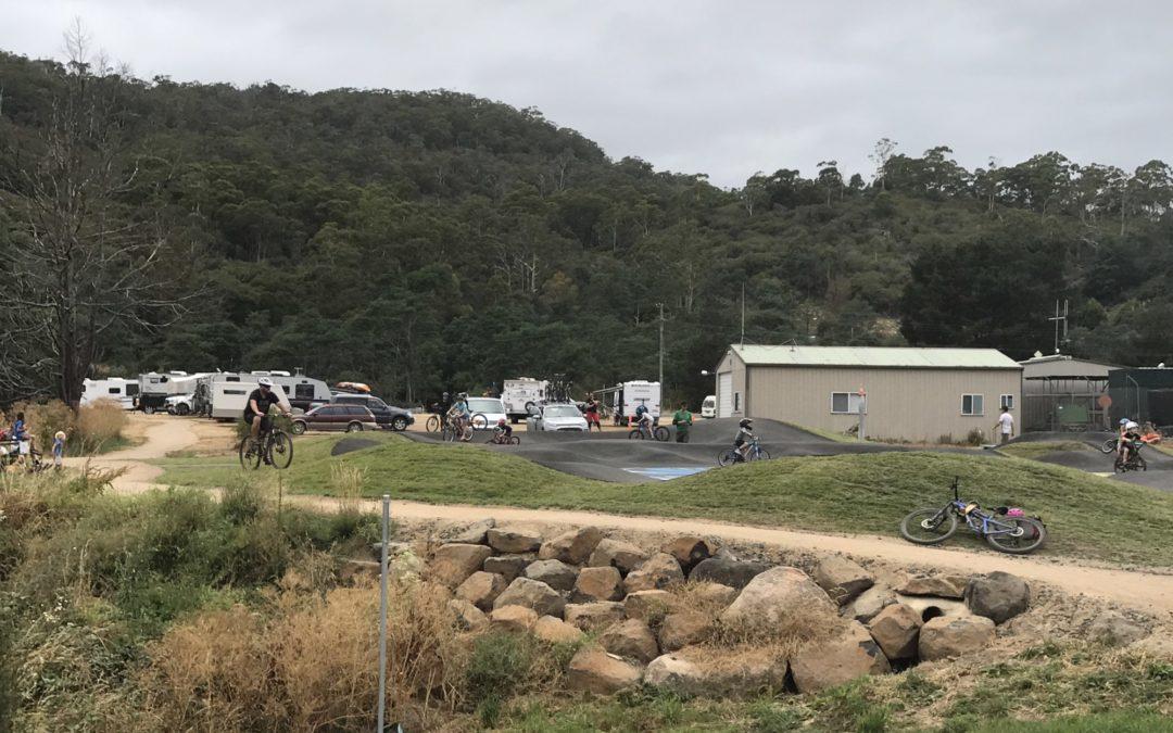 Derby Tasmania – Free Camping.