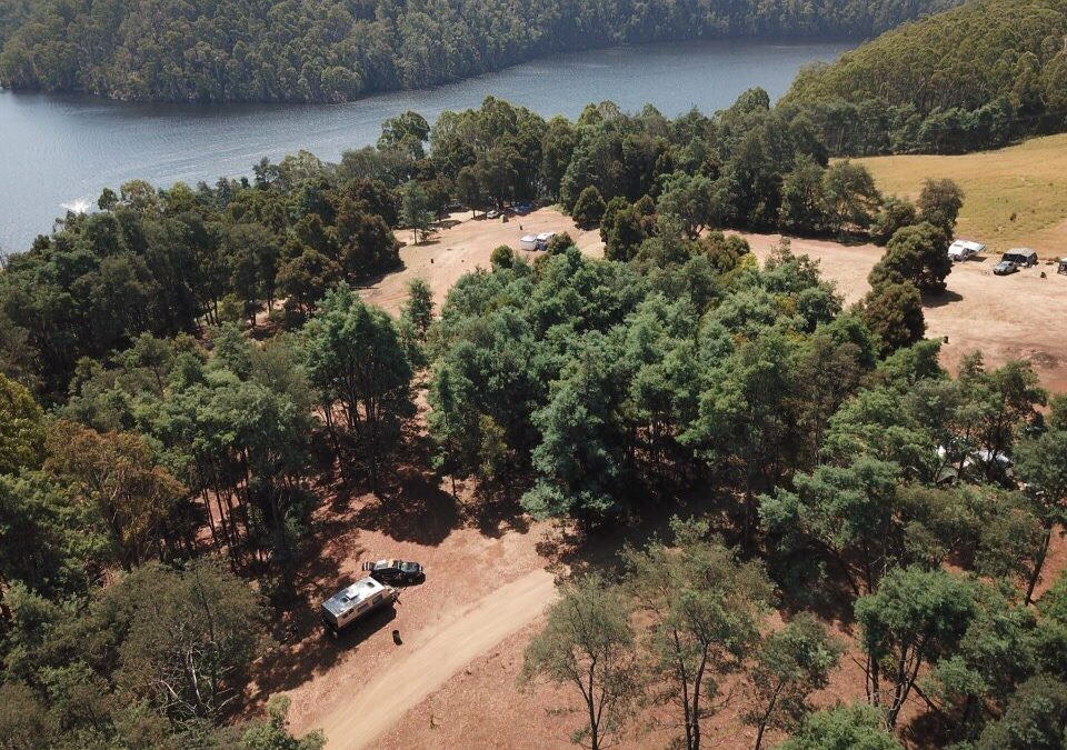 Kentish Park, Lake Barrington – Free Camp near Sheffield, Tasmania