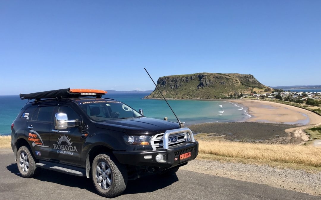 Eight Weeks in Tasmania – The Stats