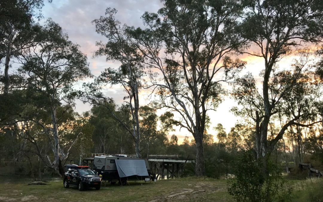 Free Camp – Seymour, Victoria