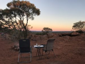 Morris Pass Lookout, NT. Free Camp.