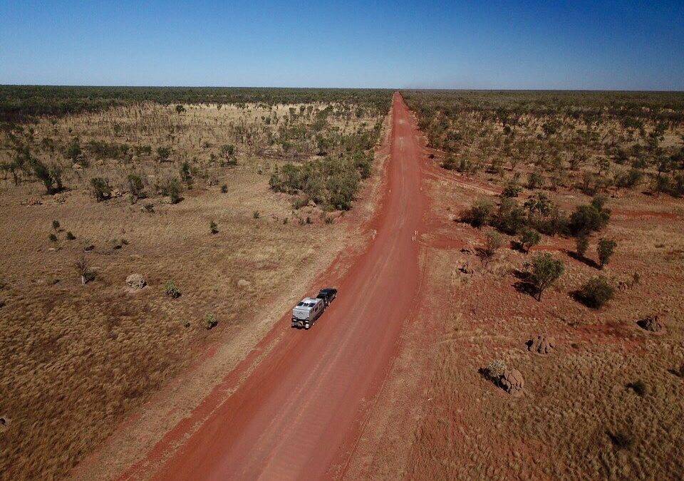 Driving The Gibb River Road with a Caravan.