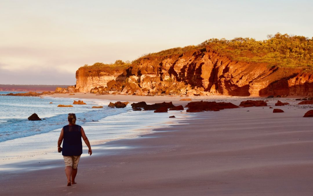 Cape Leveque, Western Australia – Taking your caravan