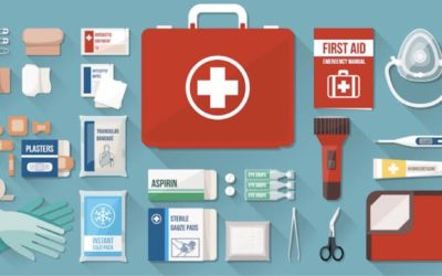 Our Top 3 First Aid Items while Travelling in a Caravan