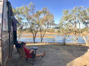 Camooweal Billabong QLD – Free Camp