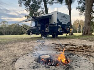 Tolmie Recreation Reserve, Victoria – Low Cost Camp