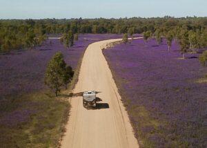 100 Thousand Km's Traveling Australia